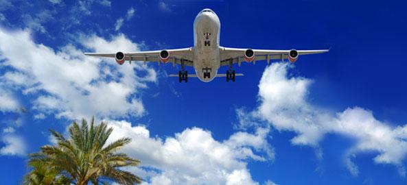 Blisko lotniska Emiraty Arabskie