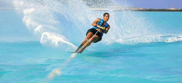 Sporty wodne Emiraty Arabskie