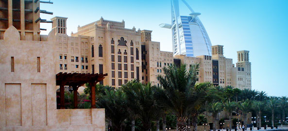 Dubaj i Abu Dhabi